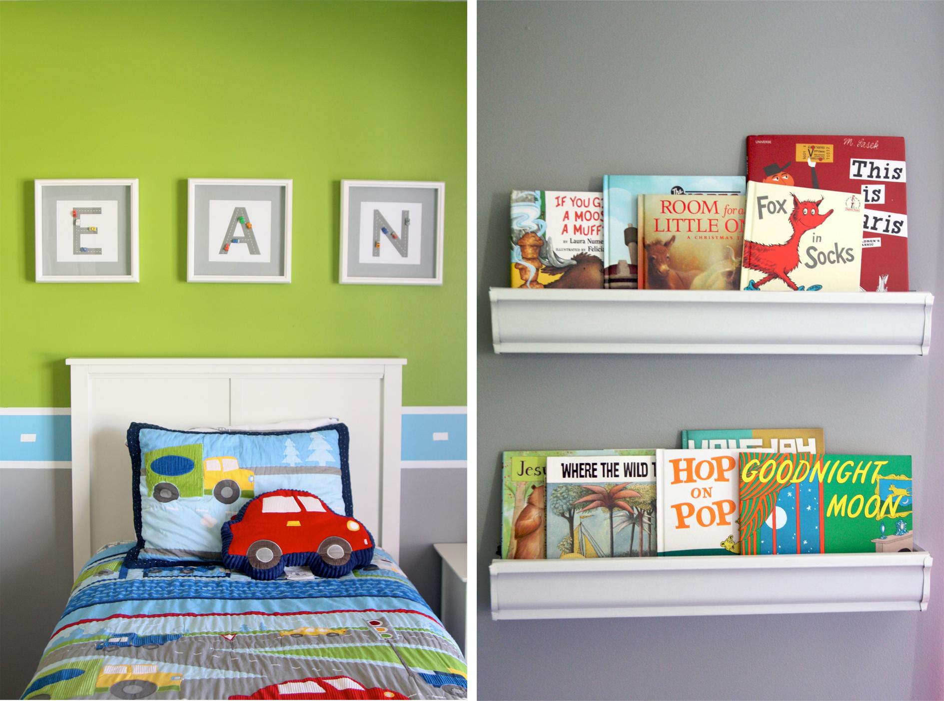 Eans New Room Sweet Little Details