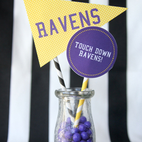 Super Bowl Printables
