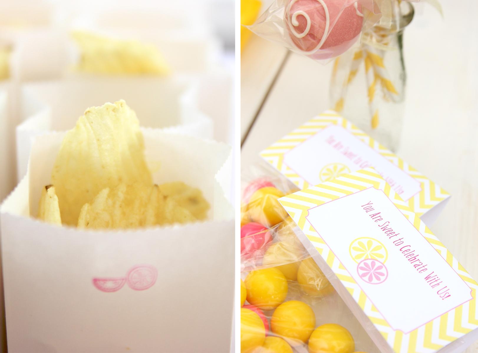 Parties & Such | Sweet Little Details